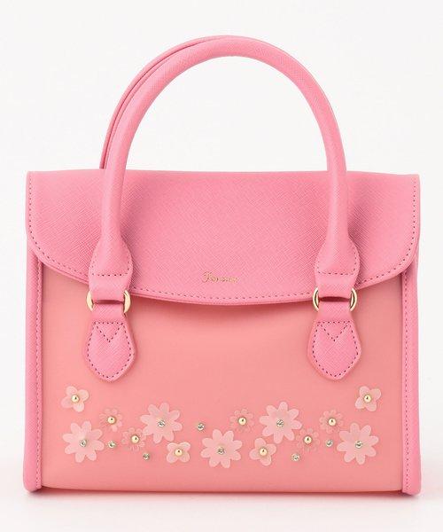 【2WAY】Petitフラワー Bag