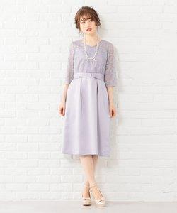 レースシックコンパクト ドレス