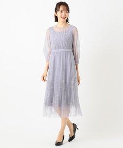 フラワーブルーム ドレス