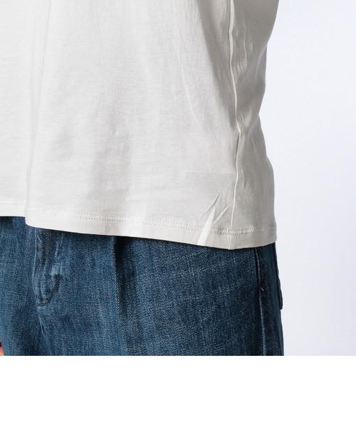 厚版プリントTシャツ