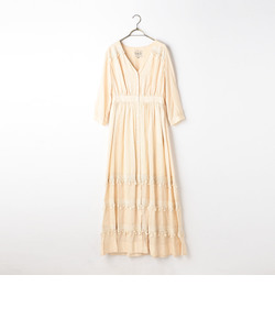 S 【Sea New York/シー ニューヨーク】 Button Down Tassel Dress (RS16-118)