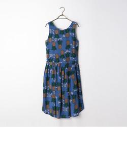 S 【Sea New York/シー ニューヨーク】 Pineapple Tank Dress (SS16-85)