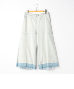 S 【Sea New York/シー ニューヨーク】 Washed out Culottes (SS16-52)