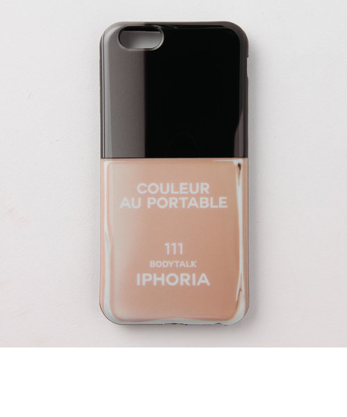 【IPHORIA/アイフォリア】 COULEUR iPhone Case (for iPhone6/6S)