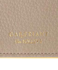 【GALLERIANT/ガレリアント】 for NOLLEY'S 別注カラーコンビロングウォレット