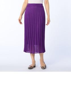 ビスコースプリーツスカート