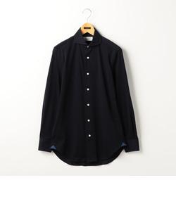 トリコットドレスシャツ
