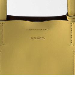 【AVEC MOTO/アベックモト】カラーミニトートバッグ