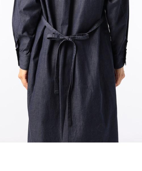 セルビッチツイルシャツワンピース