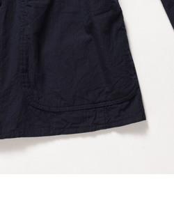 ダブルブレスト シャツジャケット