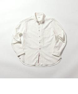 パラシュートボタンダウンネルシャツ