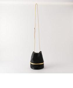 【NEUVILLE/ヌーヴィル】 3トーン巾着バッグ