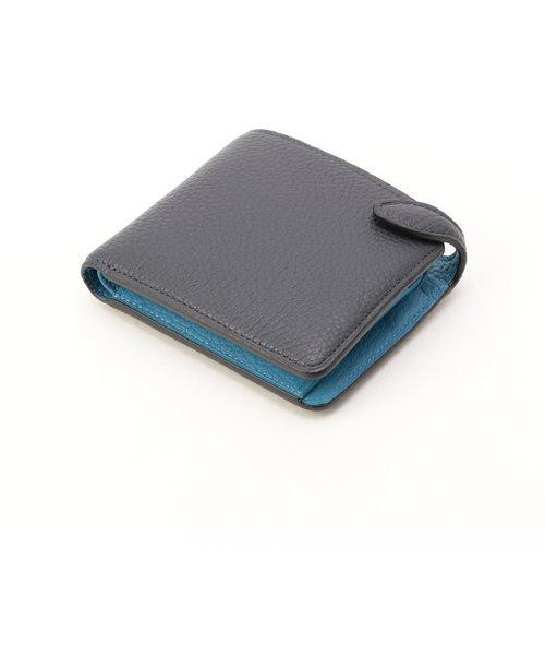 【新色追加】【GALLERIANT/ガレリアント】 別注カラーコンビ二つ折り財布