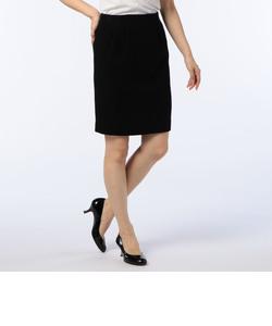 アンゴラ混メロンタイトスカート