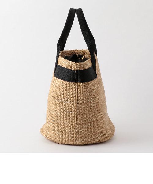 丸底パナマトートバッグ