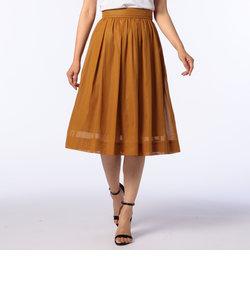 ボイルミモレフレアスカート