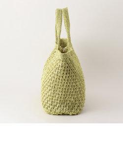 【ne Quittez pas /ヌキテパ】かぎ編みビッグバッグ