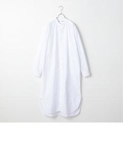 120ブロードロングシャツ