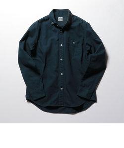 【BARNS /バーンズ】ワイドスプレッドダウンシャツ(BR-4965)