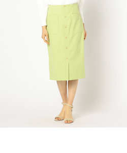 [新色追加]シェルタリングドライポケットタイトスカート