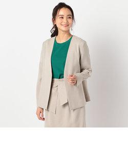 [新色追加]ストレッチ麻調合繊ライトジャケット