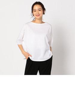 [新色追加]肩落ちボリュームTシャツ