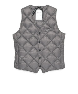 【TAION/タイオン】TAION CITY LINE SNAP BUTTON DOWN GILET TAION-003C1