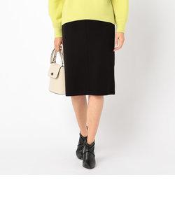 ダブルジャージタイトスカート
