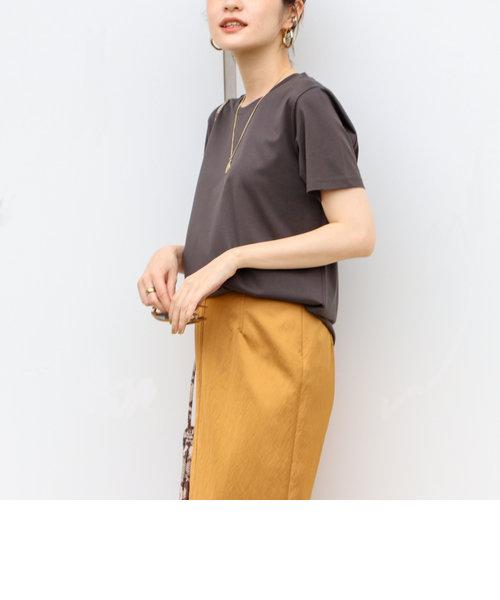 28G天竺ベーシックTシャツ