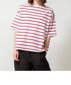 肩落ちボリュームTシャツ