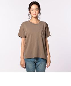 Brent wood POCKET Tシャツ