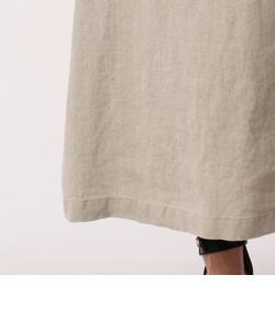 麻マキシスカート