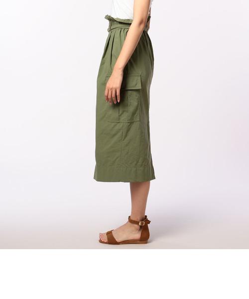 ナイロンオックスカーゴスカート