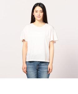 フレアスリーブ Tシャツ