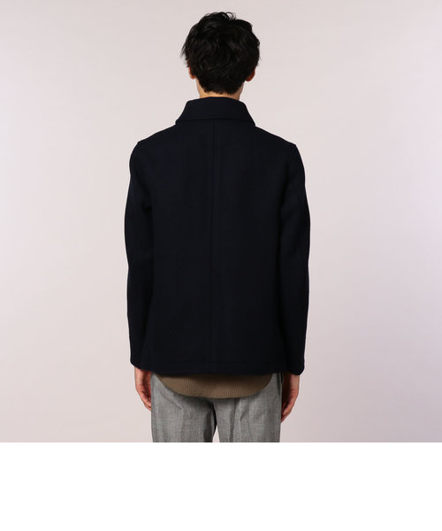 【DANTON/ダントン】丸襟ウールモッサジャケット JD-8237 WOM