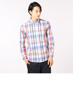 チェックドレス B.Dシャツ