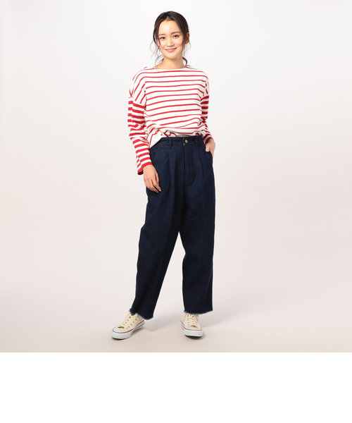 【Lee/リー】(LL‐5982)CROPPED TROUSERパンツ