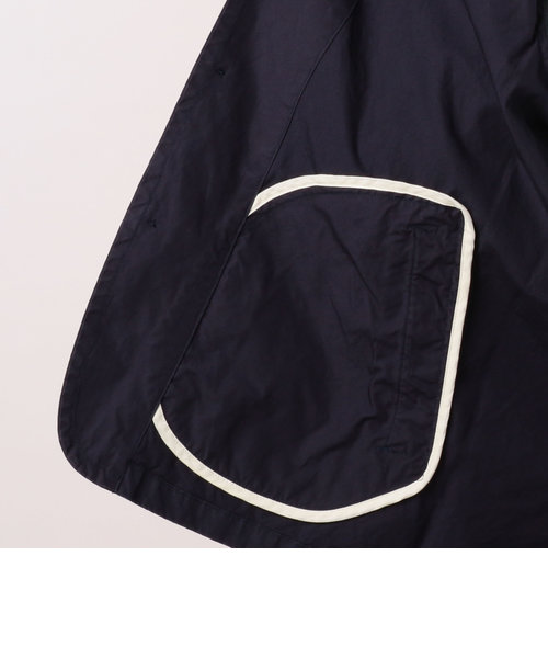 【DANTON/ダントン】(#JD-8711DUK) ダンプ丸衿ブルゾン