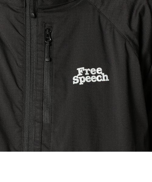 【FreeSpeech/フリースピーチ】別注リップストップジャケット
