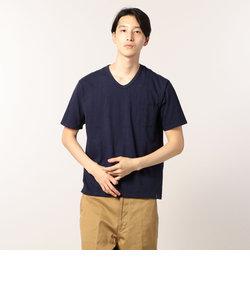 吊編みラフィーV/NポケT
