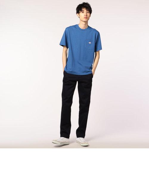 【DANTON/ダントン】ポケットTシャツ JD-9041