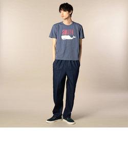 【BARNS outfitters/バーンズアウトフィッターズ】【別注】吊り編み SMITH