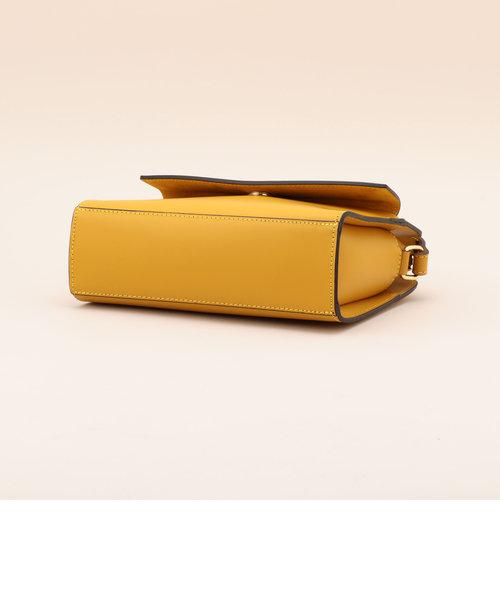【MARCO BIANCHINI/マルコビアンキーニ】ポケットショルダーバッグ