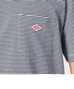 【DANTON/ダントン】ポケット付Tシャツ JD-9041