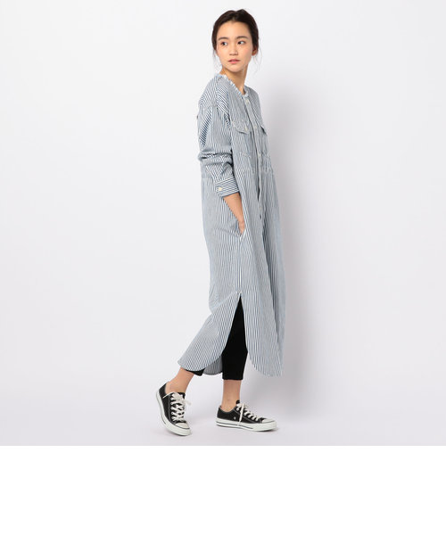【Lee/リー】NO-COLORシャツワンピース #LL6059