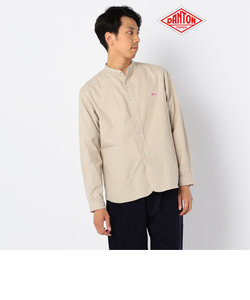 【DANTON/ダントン】バンドカラーシャツ #JD-3607