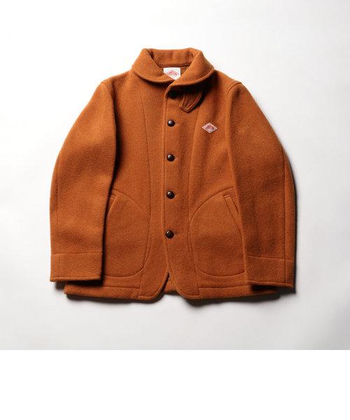【DANTON/ダントン】モッサー丸衿ジャケット #JD-8237