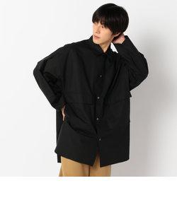 【WEB限定】オーバーシャツコート ビッグシルエット