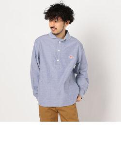 【DANTON/ダントン】丸えりオックスシャツ#JD-3568 YOX/COC