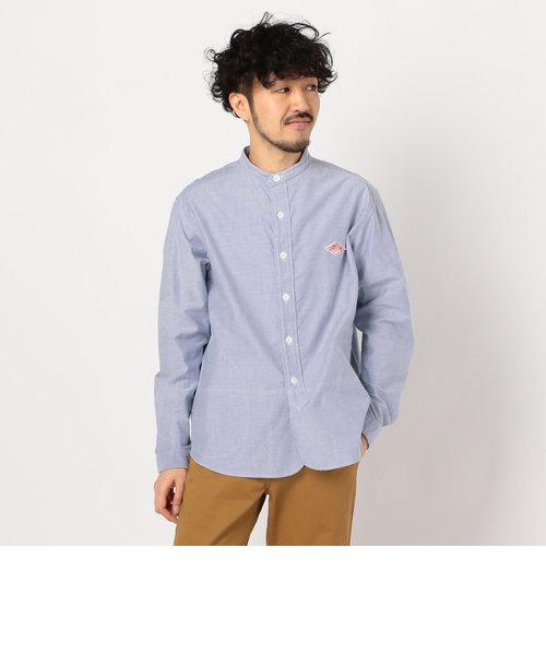 【DANTON/ダントン】バンドカラーオックスシャツ #JD-3607 YOX/COC